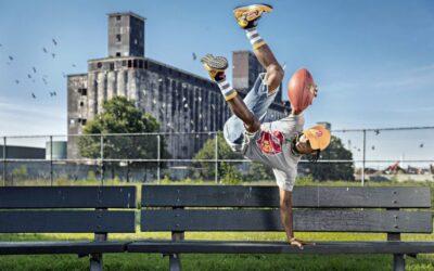 '47 x NFL: TD Dances